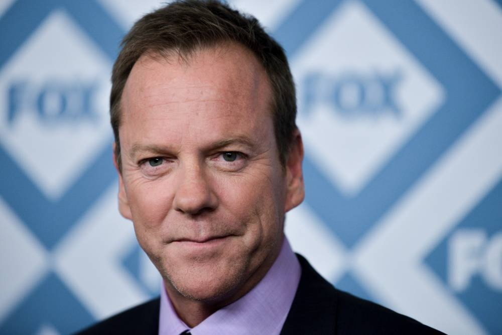 'I'm terrified': Kiefer Sutherland admits nerves at reviving 24 as details of new series emerge