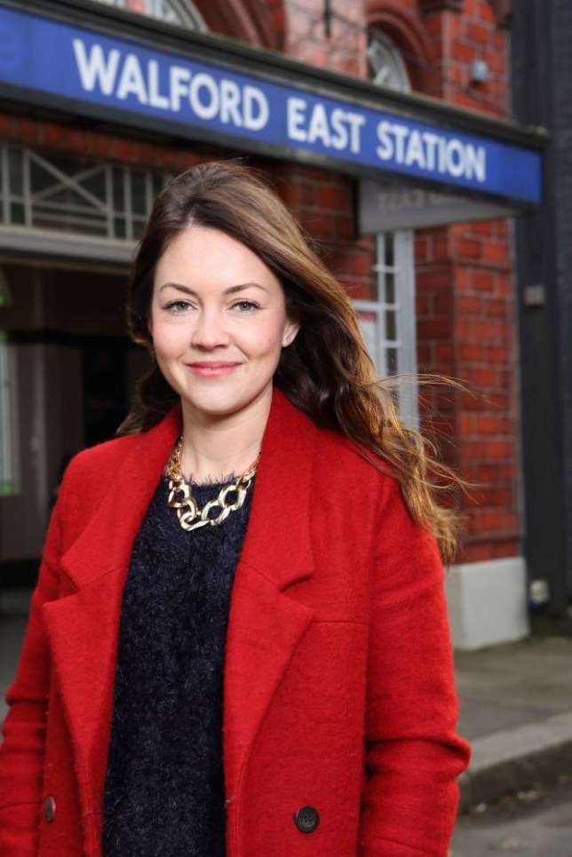 Programme Name: EastEnders - TX: 05/12/2013 - Episode: Lacey Turner (No. Lacey Turner) - Embargoed for publication until: 06/12/2013 - Picture Shows: **IMAGE STRICTLY EMBARGOED 00:00:01 FRIDAY 6TH DEC** Lacey Turner - (C) BBC - Photographer: Jack Barnes