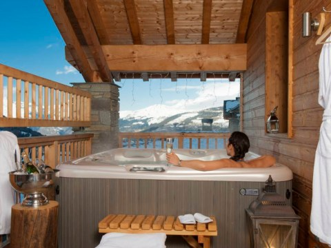Alternative ski chalets: From a Swiss eco hamlet to James Bond-style luxury