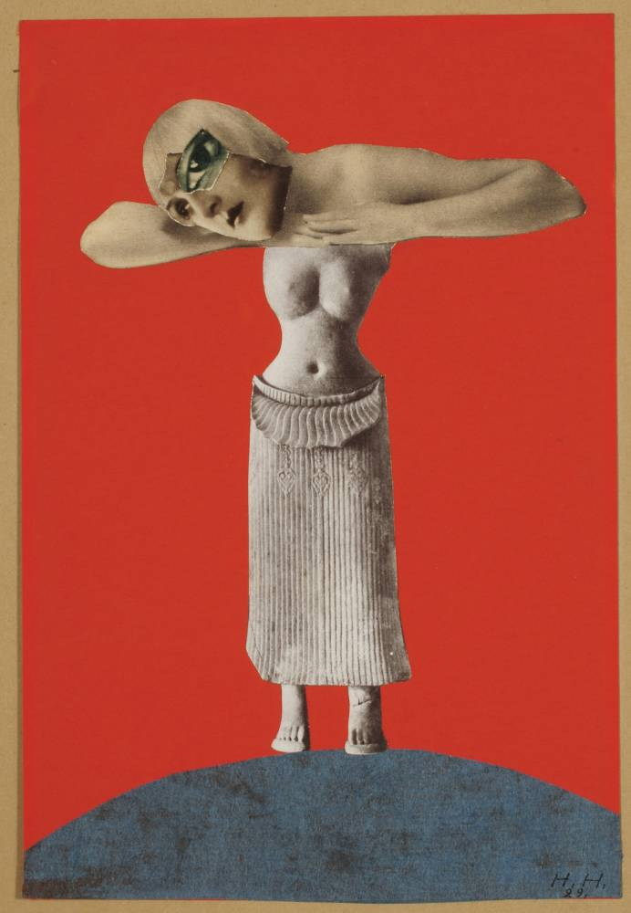 Photomontage pioneer Hannah Hoch gets her first UK exhibition