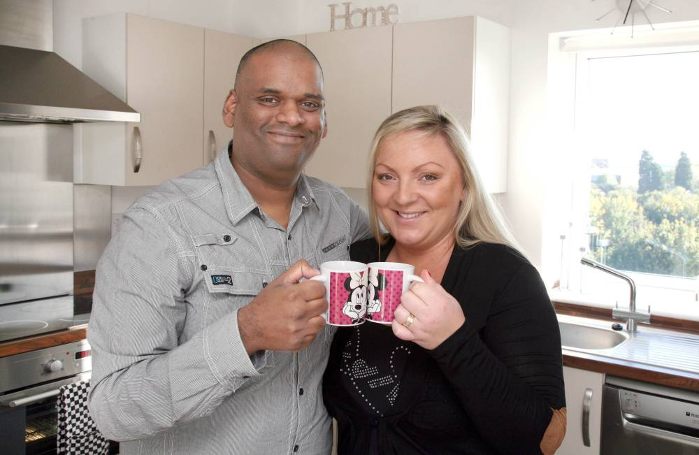 Buyers Damian and Caroline: house prices in north London forced us south