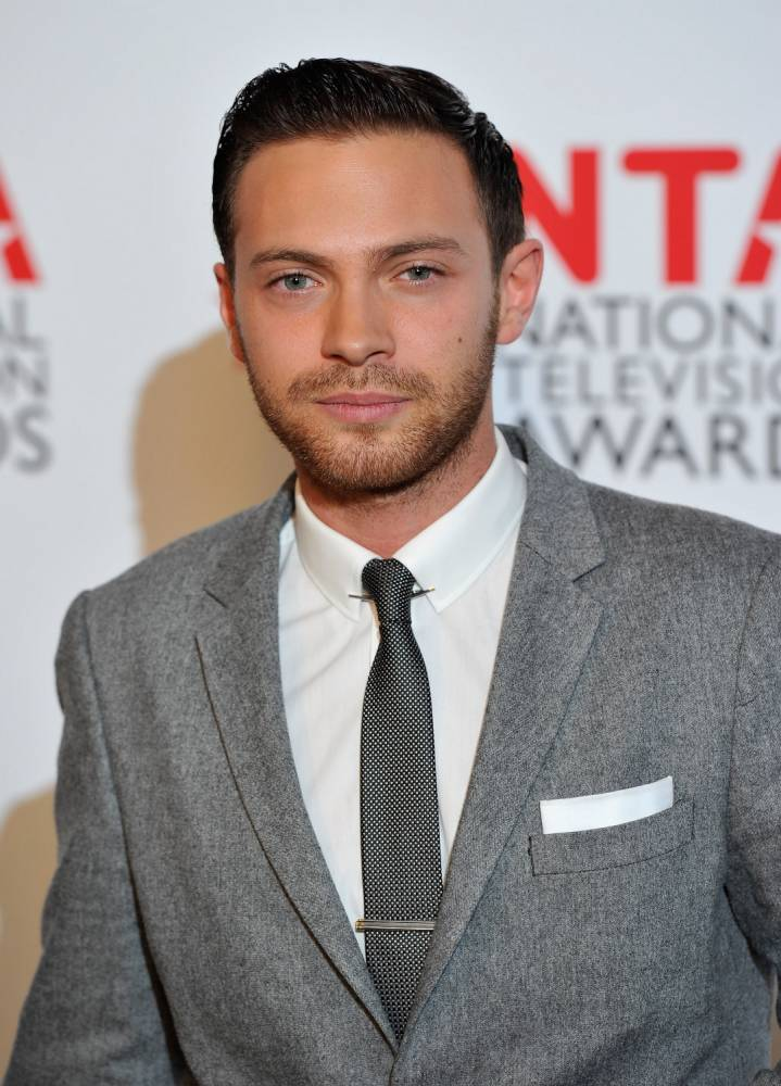 LONDON, ENGLAND - JANUARY 26:  Actor Matt Di Angelo during the National Television Awards at the O2 Arena on January 26, 2011 in London, England.  (Photo by Gareth Cattermole/Getty Images)