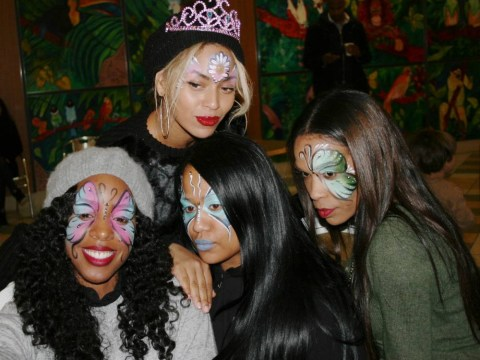 Beyonce reunites Destiny's Child for baby Blue Ivy's second birthday celebrations