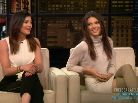 Kendall Jenner refuses to discuss Harry Styles on Chelsea Lately