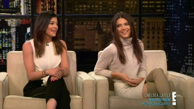 Kylie and Kendall Jenner talk Jaden Smith and Harry Styles on Chelsea Lately with Chelsea Handler
