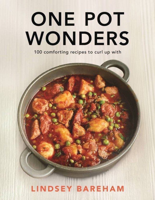 Lindsey Bareham's One Pot Wonders contains vast portions of comfort food (Picture: Chris Terry)
