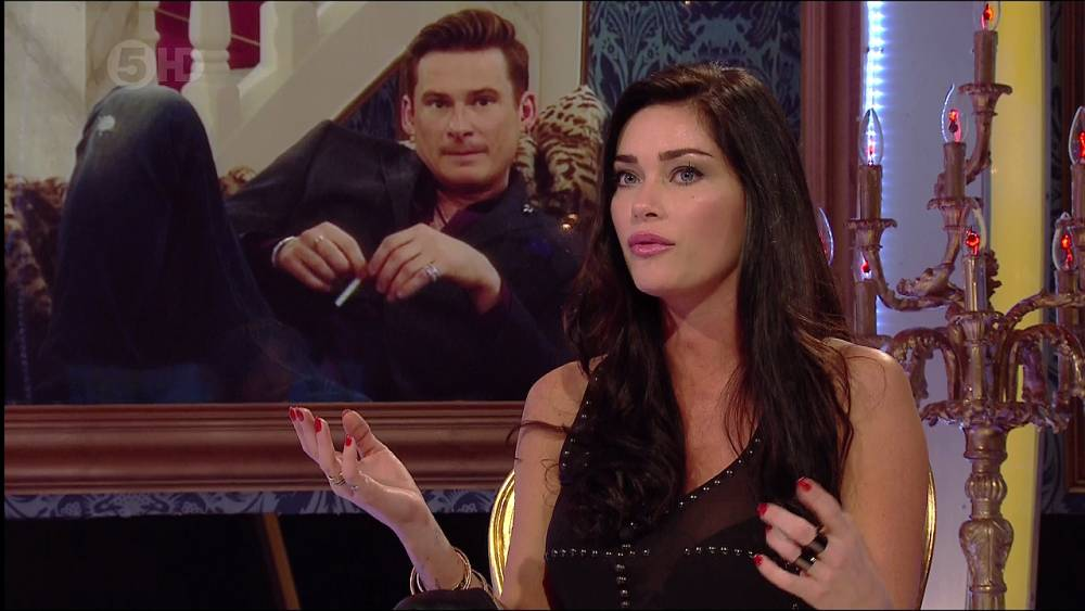 Jasmine Waltz on Lee Ryan - Celebrity Big Brother 2014