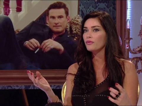 Jasmine Waltz warns Lee Ryan to be 'really careful' around her Celebrity Big Brother nemesis Casey Batchelor