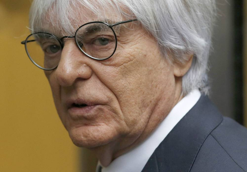 Bernie Ecclestone quits Formula One but still manages to keep running the sport