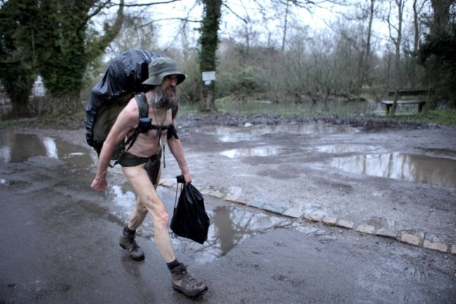 Naked Rambler could face a lifetime of imprisonments