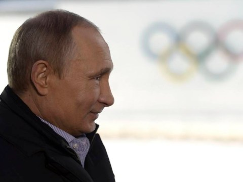 Vladimir Putin says 'anti-gay' law won't put homosexuals in danger during Russian Winter Olympics