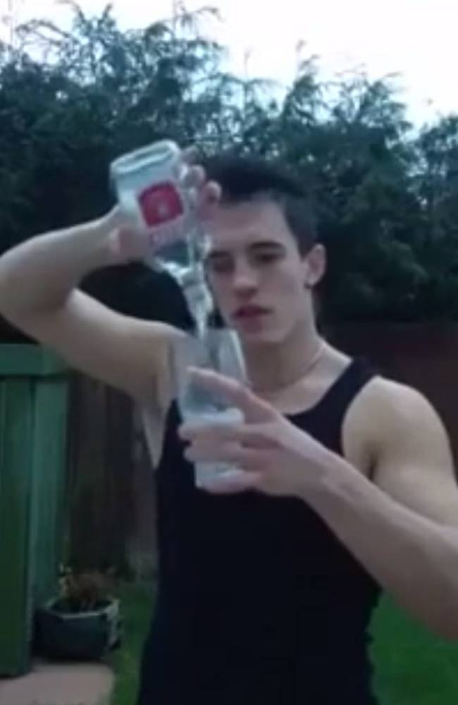 Neknominate: Dangerous new online craze sees drinkers downing huge amounts of booze – and even animals