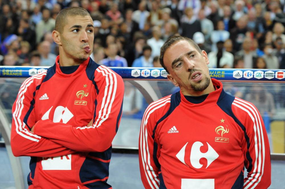 Franck Ribery and Karim Benzema to go on trial over allegations of sex with underage prostitute