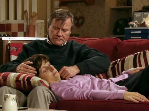 Coronation Street: Hayley Cropper storyline 'not about assisted suicide' say critics