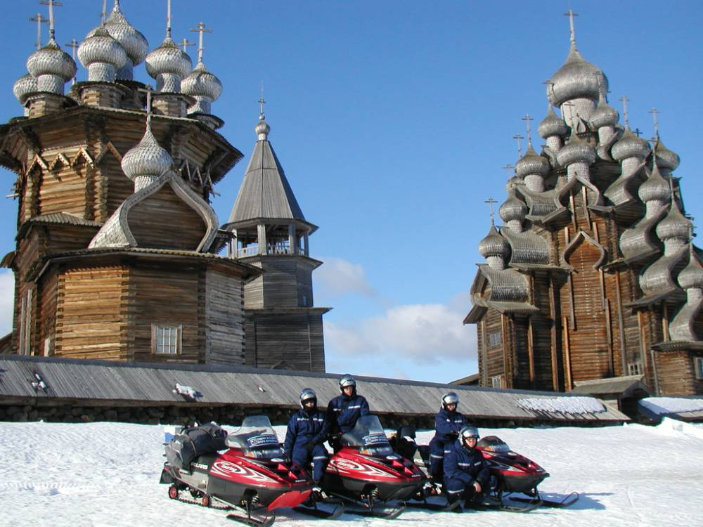 Russia in winter: Skate Gorky Park, ride the rails and take in the Sochi Games