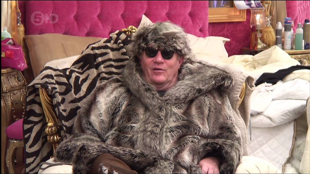 Casey Batchelor's oral sex proposition overshadowed by Jim Davidson's latest Celebrity Big Brother row with Linda Nolan