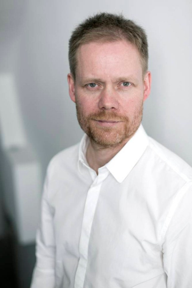Composer Max Richter loves Mogwai's gloom, Dylan's savagery and Arthur Russell's authenticity (Picture: Wolfgang Borrs)