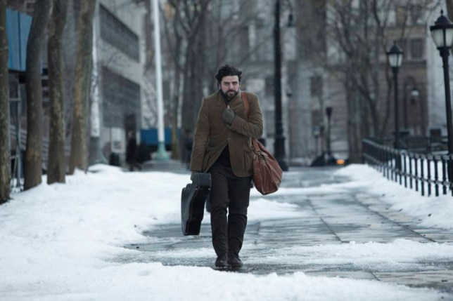 Oscar Isaac in Joel and Ethan Coen's new film, Inside Llewyn Davis (Picture: Alison Rosa)