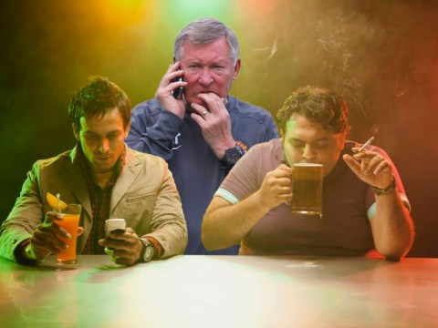 Drunk Manchester United fan rings 999 and demands to speak to Sir Alex Ferguson after Sunderland defeat