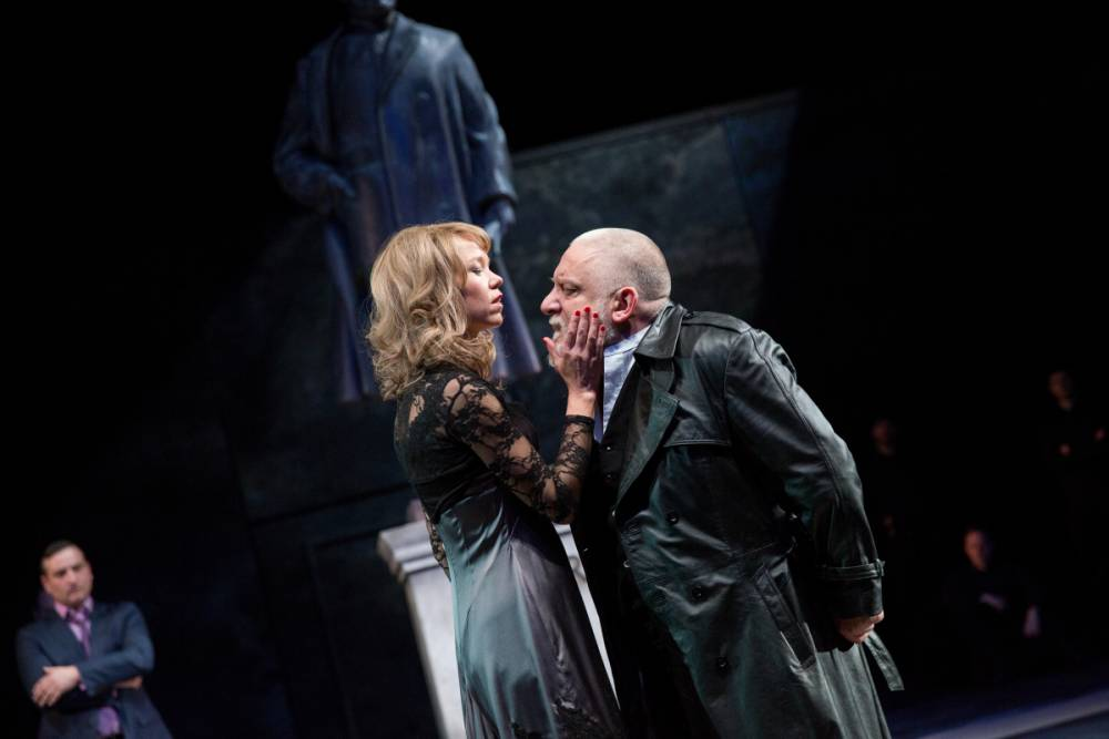 King Lear, National Theatre: Sam Mendes and Simon Russell Beale deliver a brutal, unforgettable collaboration