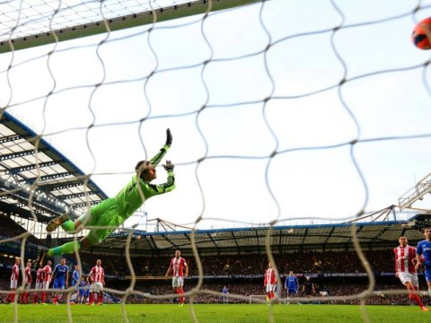 Gallery: Chelsea beat Stoke 1-0 in the FA Cup 26 January 2014