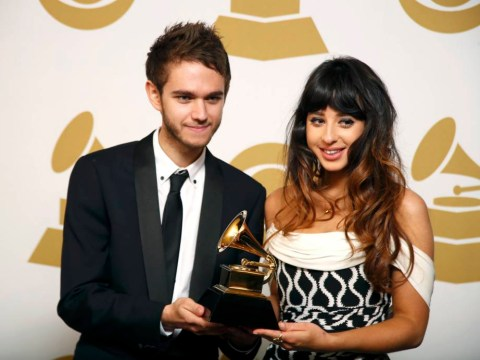 Foxes seeks Clarity on fame game from Michael Fassbender after Grammy win