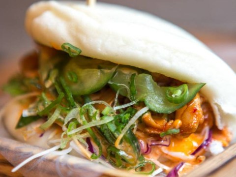 On The Bab in London is a diner that provides a fun take on Korean food