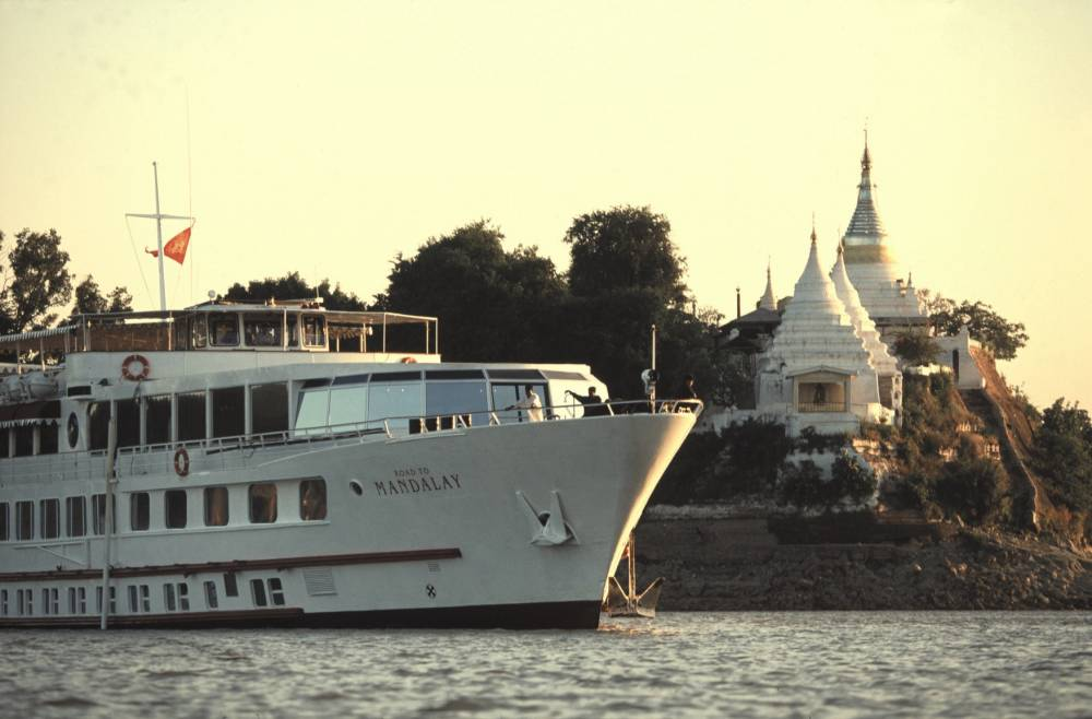 Congo, Burma, Australia and Britain's coast: The new wave of cruising