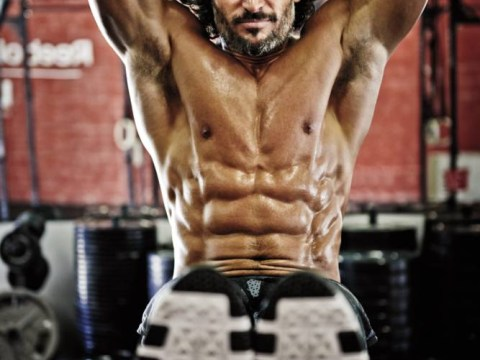 True Blood's Joe Manganiello: I'm famous for taking my shirt off and growling