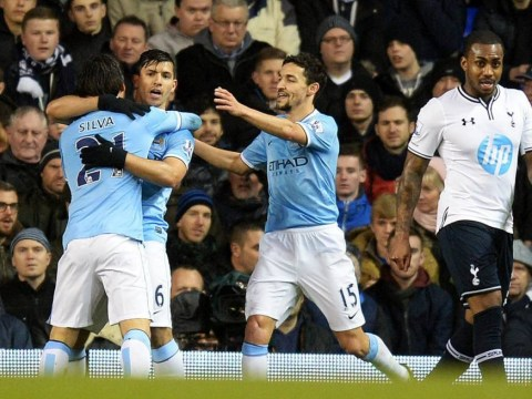 Gallery: Tottenham Hotspur v Manchester City – Premier League January 2014