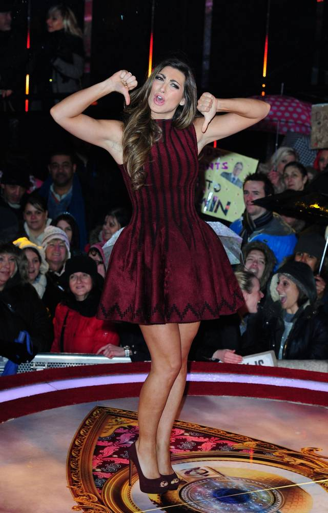 Celebrity Big Brother finalist Luisa Zissman hits out at ex-Apprentice co-star after Dappy all-nighter