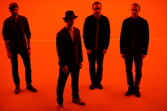 Maximo Park wear their proggier instincts lightly (Picture: Steve Gullick)