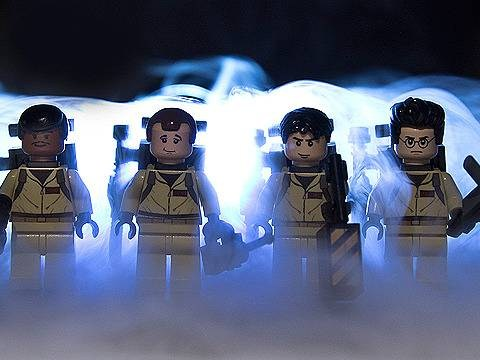 Who you gonna call? Ghostbusters gets 30th anniversary makeover – in Lego form