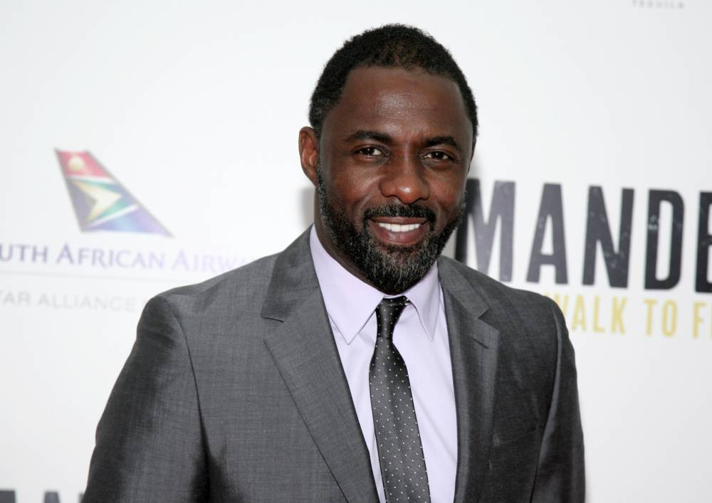 He's on The Wire-less: Idris Elba bags Capital FM radio show