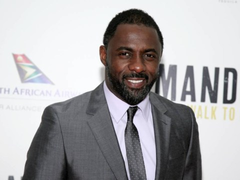 Idris Elba says it's up to fans to get him cast as James Bond