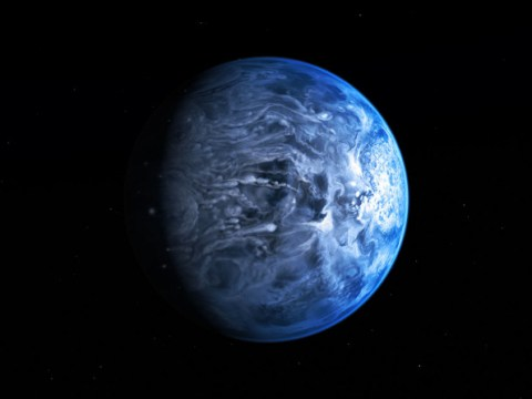 Electrified atmospheres of planets outside of our solar system 'could produce life'