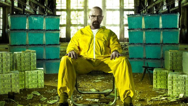 It's not a movie, but there's still no Breaking Bad game