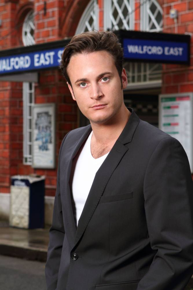 Another one bites the dust! Gary Lucy becomes next victim of the EastEnders cast cull