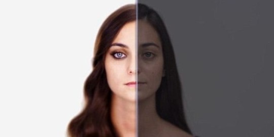 Boggie is totally transformed in the new video using the power of Photoshop (Picture: YouTube)