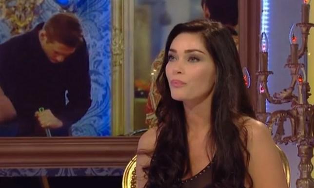 Celebrity Big Brother 2014, Jasmine Waltz, Lee Ryan