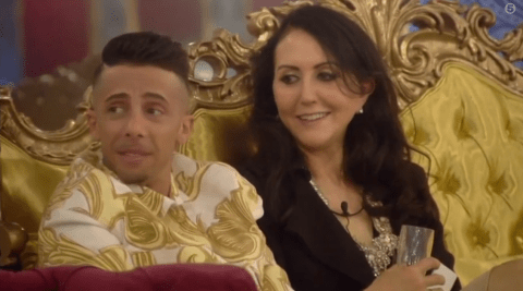 Who should go in tonight's Celebrity Big Brother fake eviction?