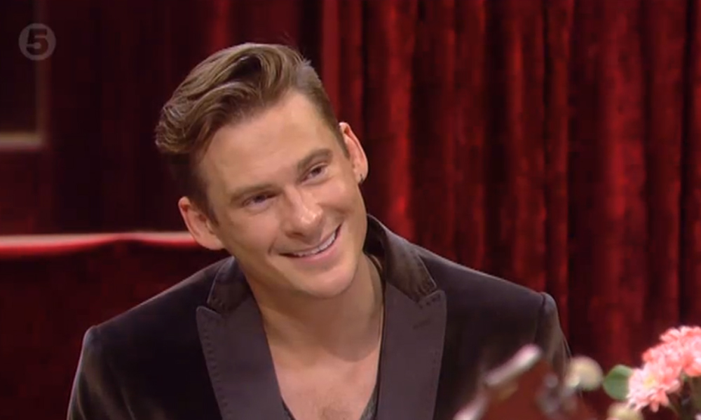 Will Lee Ryan return to Casey? (Picture: Channel 5)