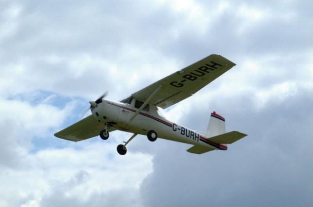 Plane, teenager, Australia