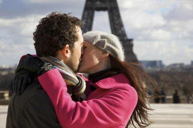 Women kiss 15 men and have their hearts broken twice before meeting 'The One'