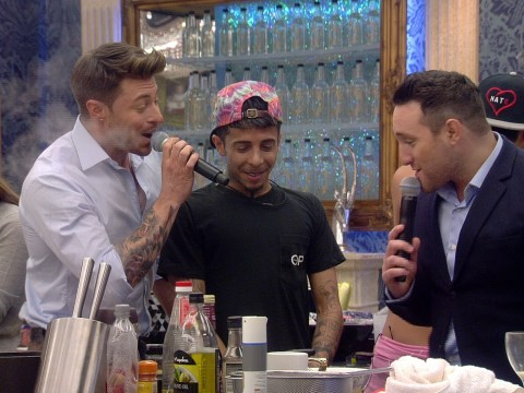 Celebrity Big Brother 2014: Us Blue boys had a blast with Lee Ryan inside the house – we didn't want to leave