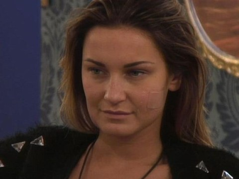 Sam Faiers left 'looking like an alien' after allergic reaction in Celebrity Big Brother house