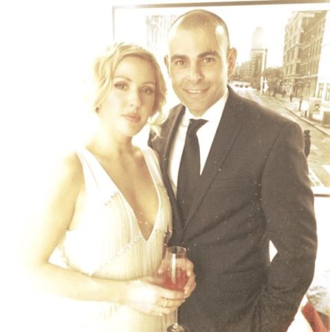 Ellie Goulding sparks 'just married' confusion on social media