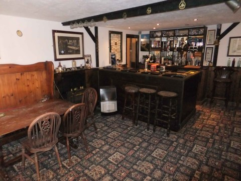 Ever wanted your own pub? Buy this house and get The Watersedge Inn in your back garden…