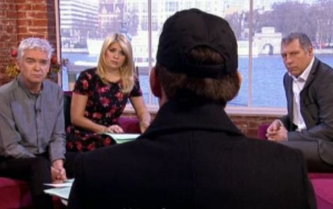 This Morning causes controversy as Phil and Holly interview convicted paedophile