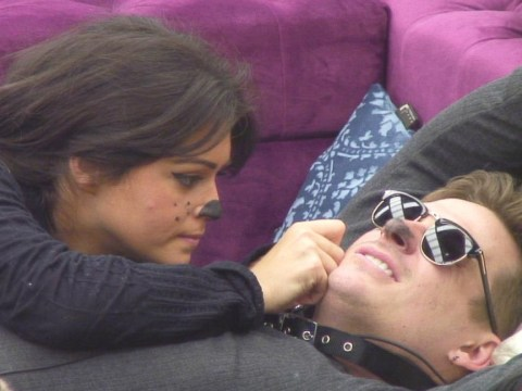 Casey Batchelor offers Lee Ryan oral sex in Celebrity Big Brother house